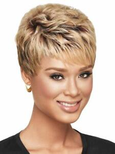 NEW - LUXHAIR By Sherri Shepherd Wigs | Textured Pixie | Multiple Colors