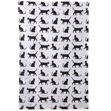 Puckator I Love my Cat Single Tea Towel Kitchen Drying Cloth Contemporary New