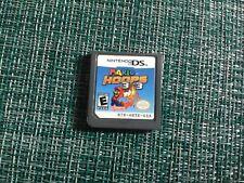 Nintendo Ds Mario 3 on 3 Cartridge .Tested