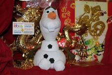 "Ty Olaf~Disney'S Movie Frozen~The Santa Snowman Buddy-10""-Mwnmt-2015 -Nice Gift"
