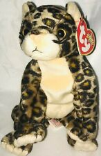 "TY BEANIE BABY ""SNEAKY"" THE LEOPARD PLUSH"
