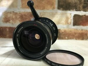 [Mint] Hasselblad Carl Zeiss Distagon T 50mm f/4 Black Lens w/ Focusing Handle