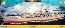 COBI Yamato (4814) - 2500 elem. - WWII Japanese battleship 1:300