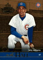 2003 Donruss Champions Call to the Hall #8 Billy Williams/2500 - NM-MT