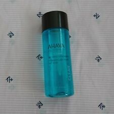 Ahava Time to Clear Eye Make Up Remover 4.2oz/125ml BRAND NEW