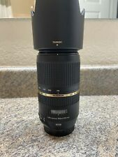 Tamron 70-300mm f/4.0-5.6 Di VC USD SP Lens For Canon