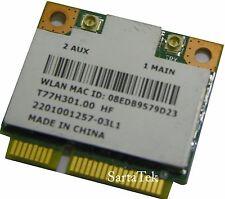 Atheros AR5B125 802.11 bgn WLAN WiFi Wireless PCIe Half T77H301.00 HB125 AR9485