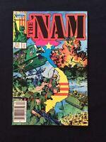 The 'Nam # 1 / NM- (9.2) or NM (9.4) / 1986 Marvel Comics