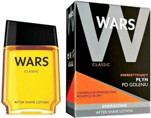 BRAND NEW WARS CLASSIC 90ml. AFTER SHAVE LOTION GENUINE