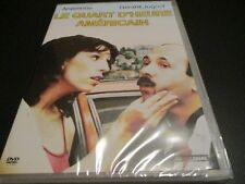 "RARE! DVD NEUF ""LE QUART D'HEURE AMERICAIN"" Gerard JUGNOT, Anemone"
