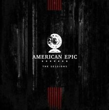 American Epic The Sessions 3x Vinyl LP Record jack white avett brothers beck nas