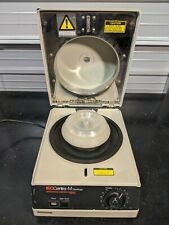 Iec Centra M Benchtop Centrifuge With 24 Place Rotor Tested