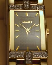 Men's or Women's Elgin Watch FG1504 Japan Movement Stainless Steel Back