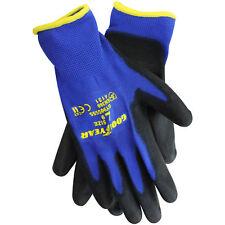 Goodyear Nylon PU Safety Work Gloves Garden Grip Men Builder Gardening Mechanics