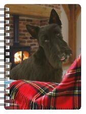 Scottish Terrier 3D notebook ideal Christmas stocking filler