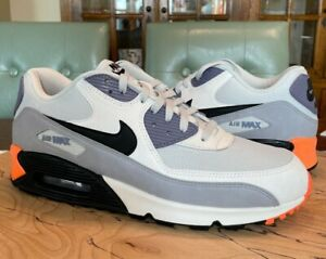 NEW WITHOUT BOX Nike Air Max 90 Iron Purple from 2014!! Men's 537384 005 Size 12