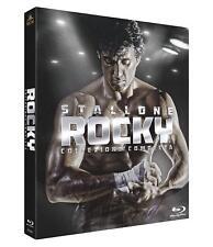 Blu Ray Rocky - La Saga Collezione Completa (6 Blu-Ray)   ......NUOVO