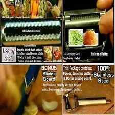 Fruit Vegetable peeler Julianne maker Titan peeler Kitchen Tool utility shreder