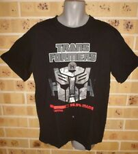 NEW MAMBO TRANSFORMERS XL MENS TEE MENS T SHIRT BLACK COTTON