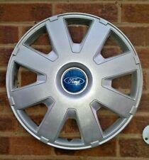 "Genuine Single Ford Focus & Mondeo 16"" Wheel Trim Hub Cap x1 Cmax"