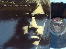 John Kay ORIG US LP Forgotten songs & unsung heroes EX '71 Steppenwolf Hard Rock