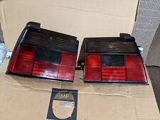 Hella Red Black Vw Jetta Gt Mk2 Taillights Fits Jetta