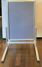 Signage Holder - Standing, Aluminum