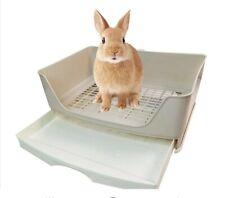 Rabbit Toilet Box With Drawer Pan Kit