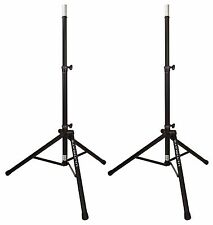 Ultimate Support TS80B Speaker Stands (PAIR)