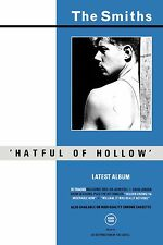 THE SMITHS  HATFUL OF HOLLOW LAMINATED MINI A4 POSTER PRINT MORRISEY