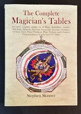 Stephen Skinner - The Complete Magician's Tables - hbdj