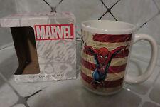 Rare Marvel Spider-Man Avengers Superhero Coffee Mug / Cup 15oz New in Box