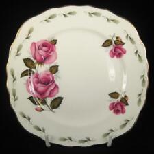 Colclough Pink Roses & Foliage Detail Bone China Side Plate