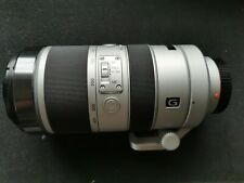 Sony 70-400mm For 4-5, 6 G Ssm