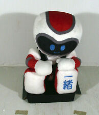 "6"" TOYOTA ISSHO ROBOT SOFT TOY PLUSH"