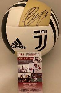 Sebastian Giovinco signed Adidas Juventus Soccer Ball Italy autographed JSA