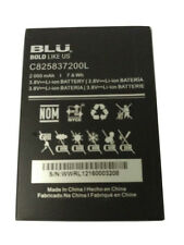 OEM Genuine 2000mAh 3.8V Replacement Battery C825837200L For BLU Neo X N070