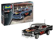 Revell '56 Chevy Customs Car Kit 1:24