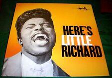 Little Richard - Here's Little Richard - NEW & SEALED VINYL LP - 2014 reissue