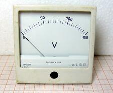 Voltmeter 150V M42100 CCCP [KOR-23]