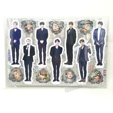 KPOP Star BTS Bangtan Boys Photo Standing Paper Dolls Figure NEW 2018 Korea