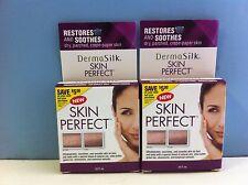 Lot Of 2 Dermasilk Skin Perfect .25 Oz. New Loc. 18C