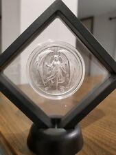 2016 Temptation of the Succubus 2oz .999 Fine Silver Hot Devil Girl skull Framed