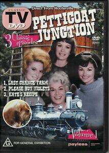 Petticoat Junction (Volume 1 - DVD Sealed + Free Post)