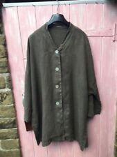 OSKA Linen Plus Size Coats, Jackets & Waistcoats for Women