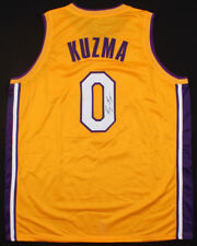 39761ff1a Kyle Kuzma Signed Los Angeles Lakers