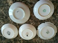 Royal Worcester, Wedgewood and other small display plates.