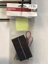 Radioshack Solar Panel 0.5W / 9V (New)
