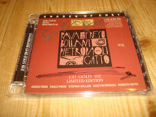 Enrico RAVA & Paolo Fresu Shades of Chet audiophile Fone 24k ORO CD 102 SIGNED