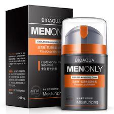 BIOAQUA MENONLY Moisturizing Cream Skin Care Oil Control Face Hydrating 50ml MEN